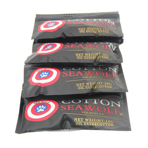 Sea Wolf Organic Cotton 10pcs