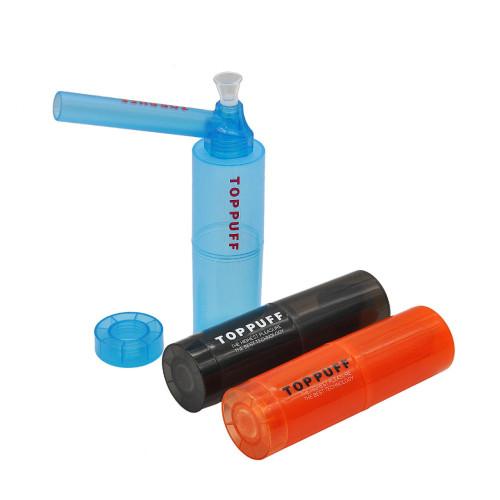 Toppuff Detachable Plastic Smoking Water Pipe