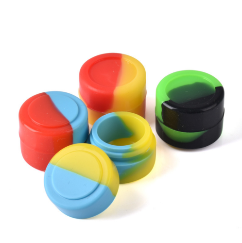Food Grade Silicone Wax Container 3ml / 5ml