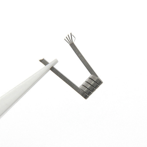 Ni80 Prebuilt Quad-Core Fused Clapton Coil 4x28GA+36GA 0.2ohm 10pcs