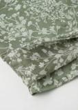 Floral Set ( Crop Top & Pants )