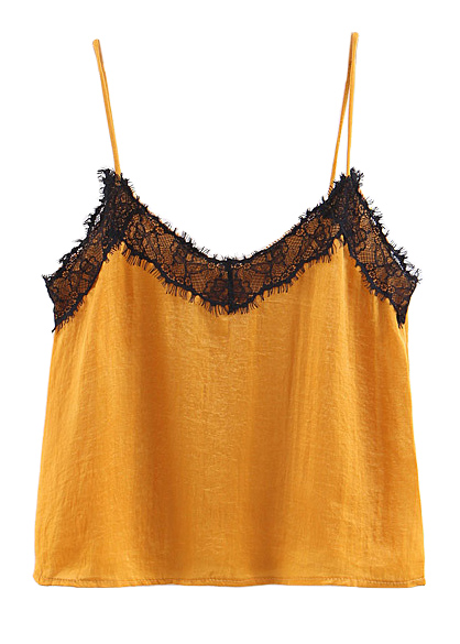Silky Cami Top ( in 2 Colors )