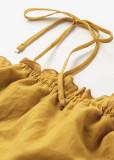 Scalloped Detail Set ( Cami & Skirt )