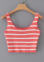 Stripe Crop Top ( in 3 Colors )