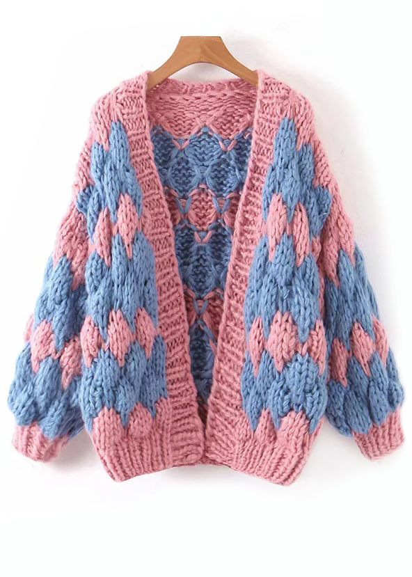 Knit Cardigan ( in 2 Colors )