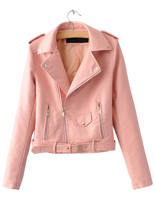 Biker Jacket ( in 7 Colors )