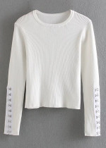Long Sleeves Sweater ( in 2 Colors )