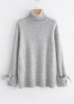 Turtleneck Sweater ( in 2 Colors )