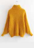 Turtleneck Sweater ( in 5 Colors )