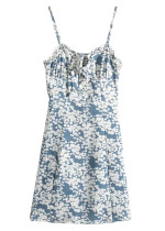 Floral Mini Dress ( in 2 Colors )
