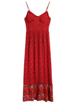 Floral Maxi Dress ( in 2 Colors )
