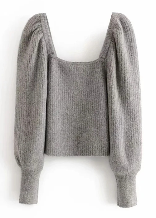 Sweater in Gray