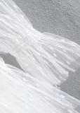 Lace Romper in White
