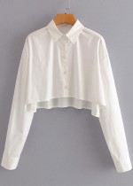 Crop Blouse ( in 2 Colors )