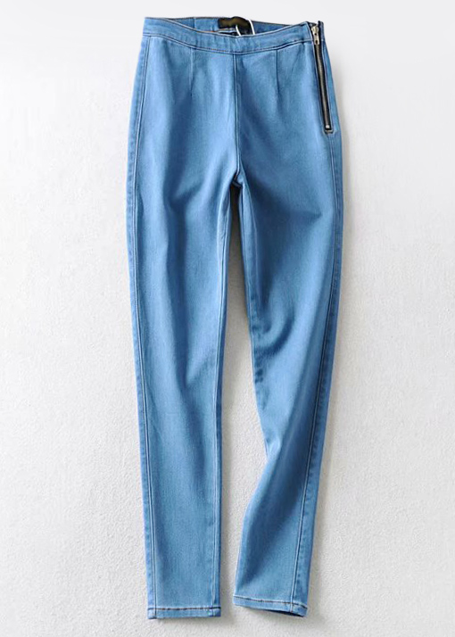 High Waisted Skinny Jeans ( in 3 Colors )
