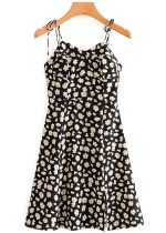 Floral Mini Dress ( in 3 Colors )