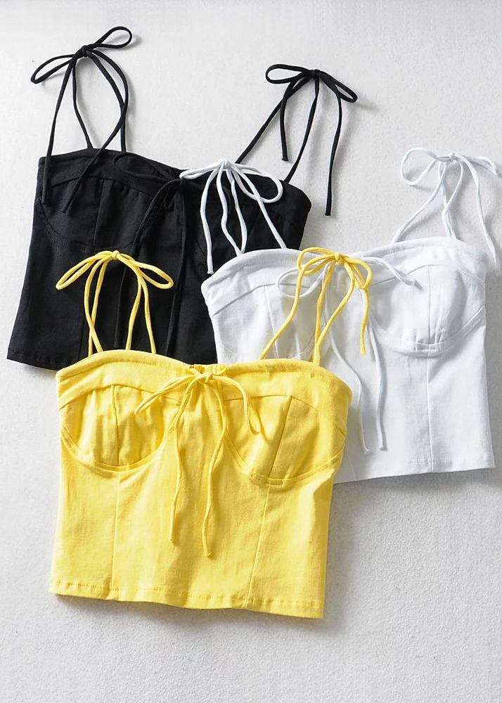 Smocked Back Top ( in 3 Colors )