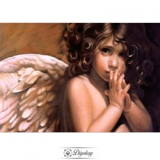 Diamond Painting - little angel