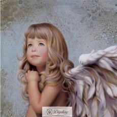 Diamond Painting - Beautiful little angel