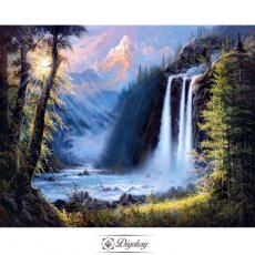 Diamond Painting - Natural scenery