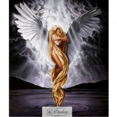 Diamond Painting - Angel 4