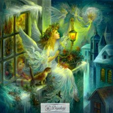 Diamond Painting - Kind angel 1