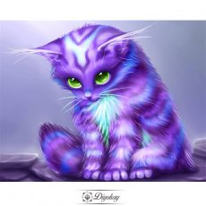 Diamond Painting - Color cat 2