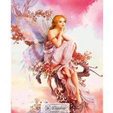 Diamond Painting - Angel 6