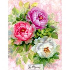 diamond painting - beautiful flower 23