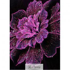 Diamond Painting - Vintage flower 2