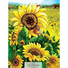 Diamond Painting - sunflower