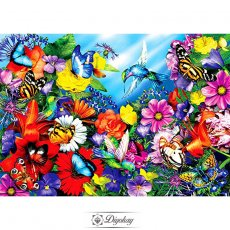 Diamond Painting - Beautiful flowers 11