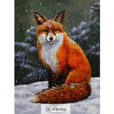 Diamond Painting - Wolf 11