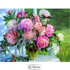Diamond Painting - Beautiful flowers 13