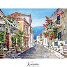 Diamond Painting - City scenery 2