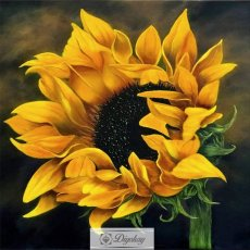 Diamond Painting - sunflower 1