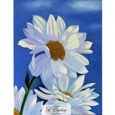 Diamond Painting - Beautiful flowers 18