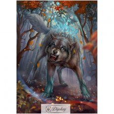 Diamond Painting - Wolf 14