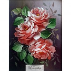 Diamond Painting - Beautiful flowers 21