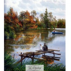 Diamond Painting - Natural scenery 30