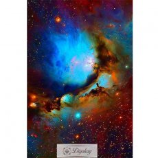 Diamond Painting - Starry sky 10