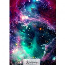 Diamond Painting - Starry sky 11