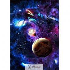 Diamond Painting - Starry sky 9