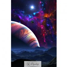 Diamond Painting - Starry sky 15