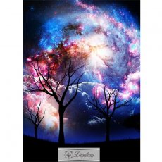Diamond Painting - Starry sky 16