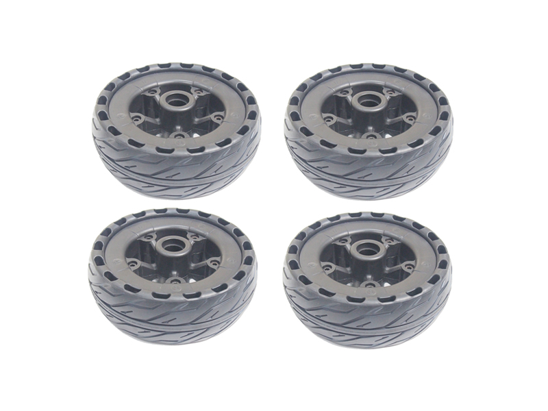 4 pics Raldey Board 165mm wheels