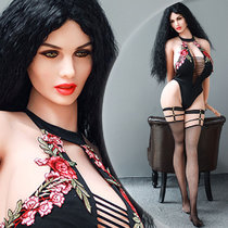170cm White skin big chest tall figure curly hair Dreamlovedoll