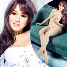167cm Eastern Charm Beauty Sexy Dolls With Attractive Big Button