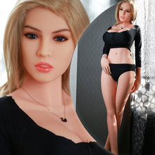 170cm Blonde milf tight skirt dreamlovedoll sex dolls real doll