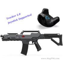 Vive Gun for Tracker 2.0 Joystick Supported